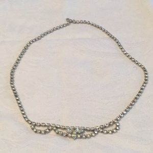 🌺Breathtaking Rhinestone Vintage Necklace 🌺